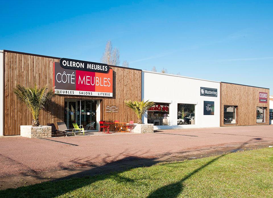 magasins Oléron Meubles