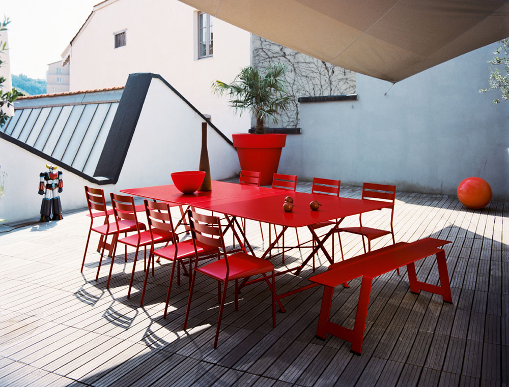 mobilier de jardin fermob cargo mobilier de jardin fermob cargo
