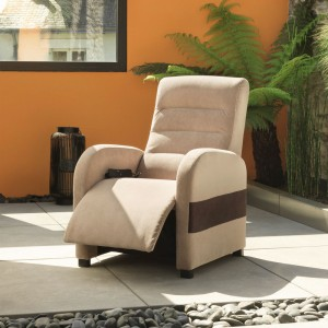 Fauteuil relaxation Romeo