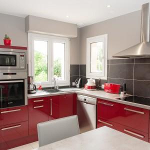 Exemple de réalisation de cuisine