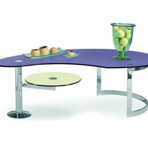 Table basse Manhattan Lilas