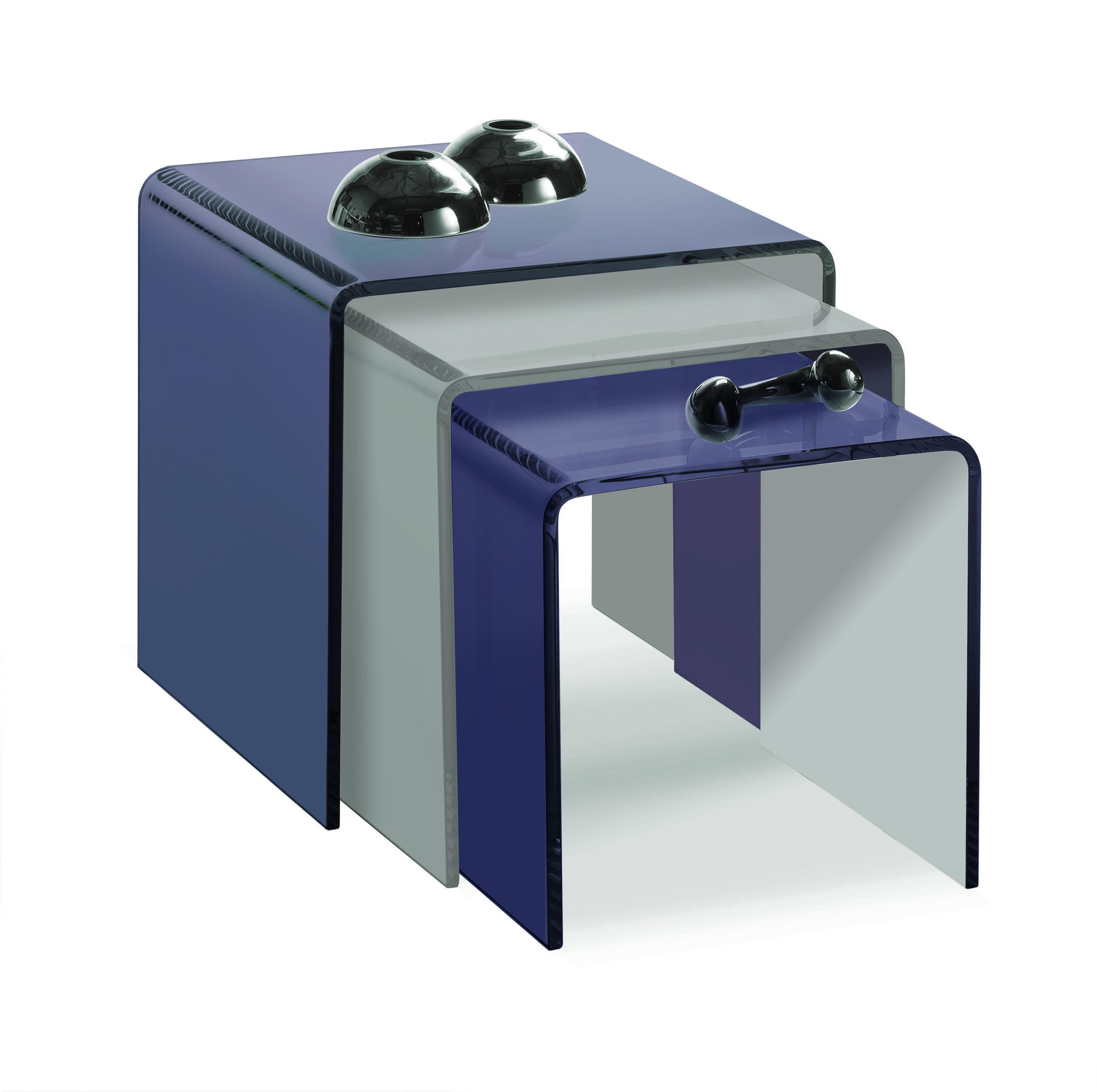 table basse gautier manhattan. Black Bedroom Furniture Sets. Home Design Ideas