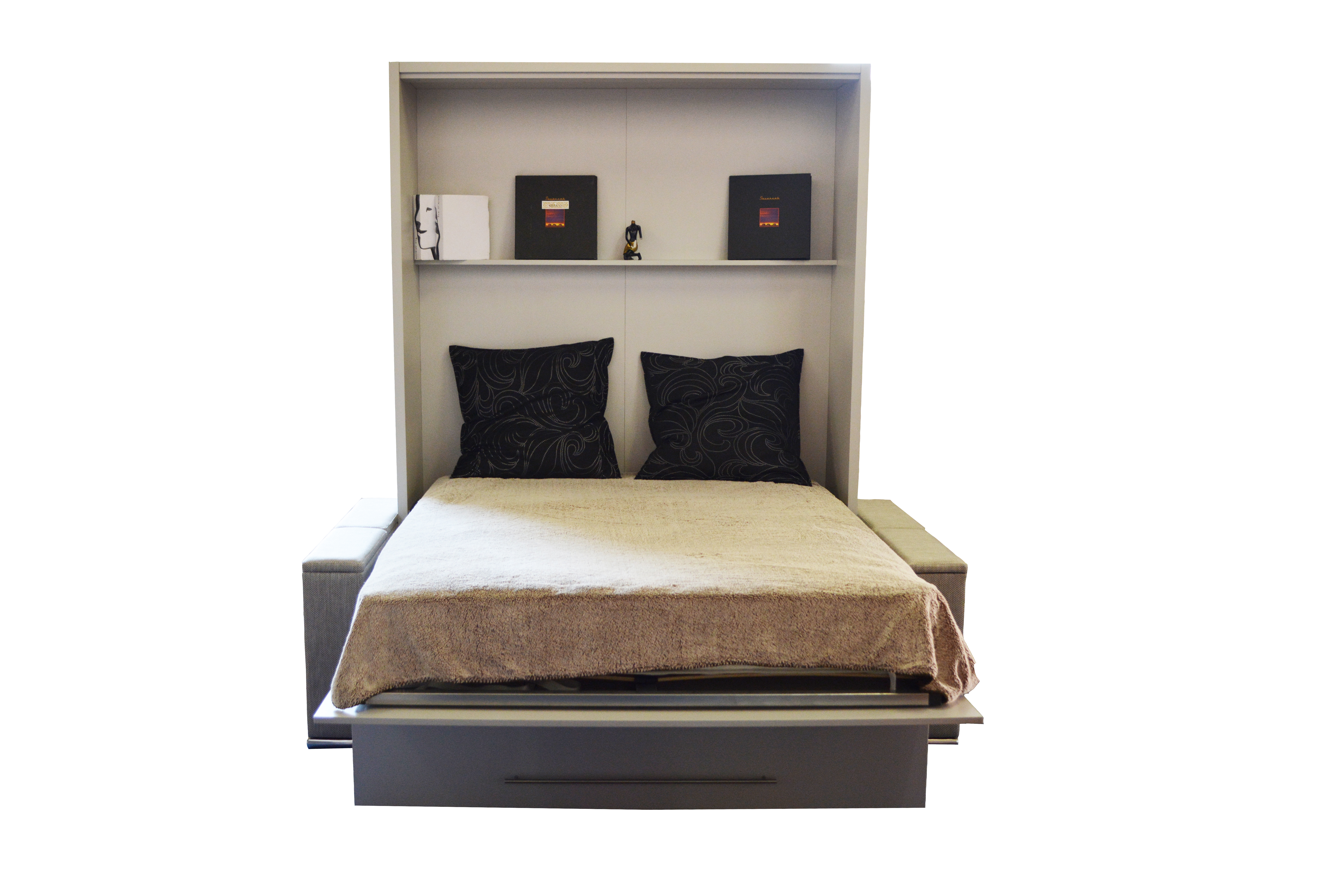 ol ron meubles lit vertical autoporteur mod le lyon ol ron meubles. Black Bedroom Furniture Sets. Home Design Ideas
