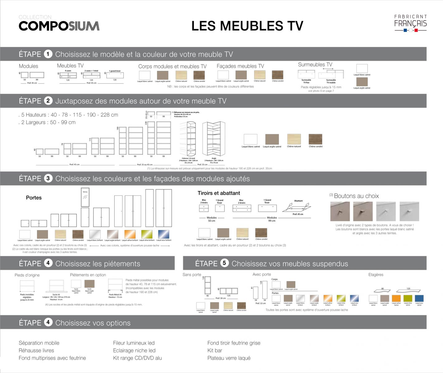 Ol ron meubles c lio composium ol ron meubles for Celio fr meuble