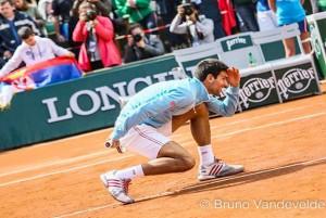 Djokovic Luxembourg Roland Garros